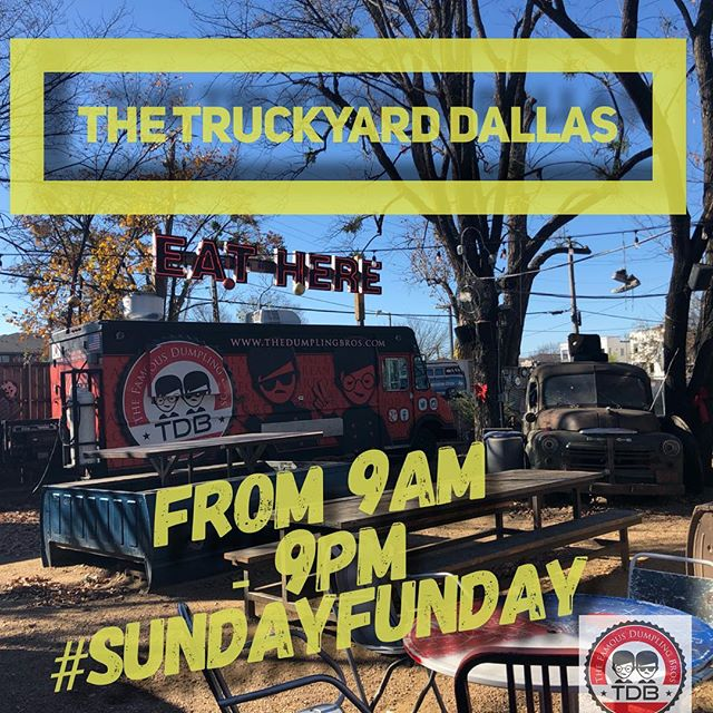 We'll be at @truckyarddallas ALL DAY until 9pm and @sparxxsliders at @eastsidedentontx starting at 2pm! STOP HIBERNATING and come out today! #norain #beautifulweather #dallas #denton #foodtruck #mobilecuisine #koreanfood #americansliders