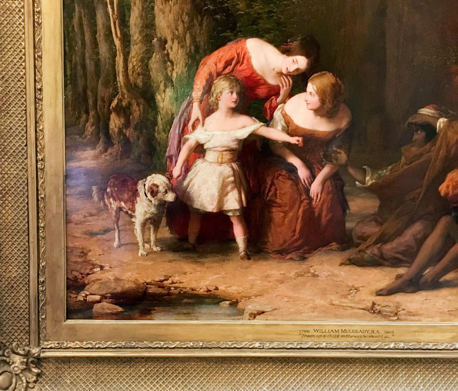 DAP - I like art with dogs - -8585.jpg