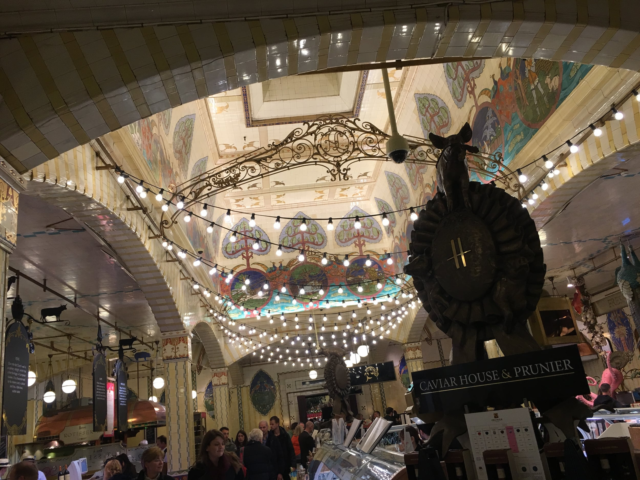 Harrod's Food Hall