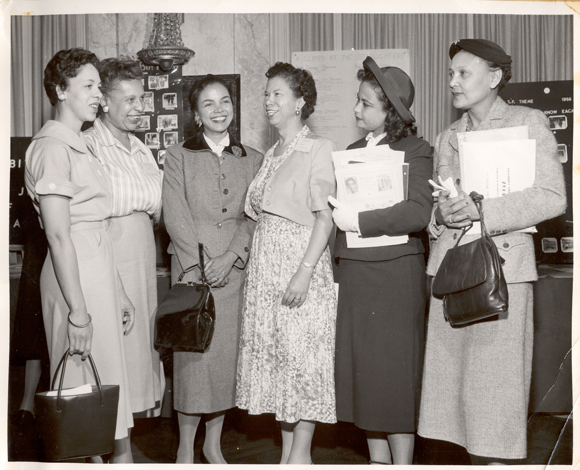 Jack and Jill National Convention in San Francisco – July 6, 1957