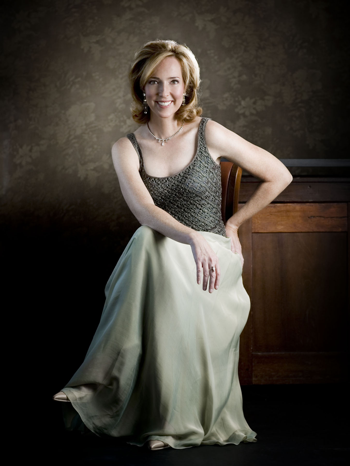 Guest soloist, Jennifer Casey Cabot