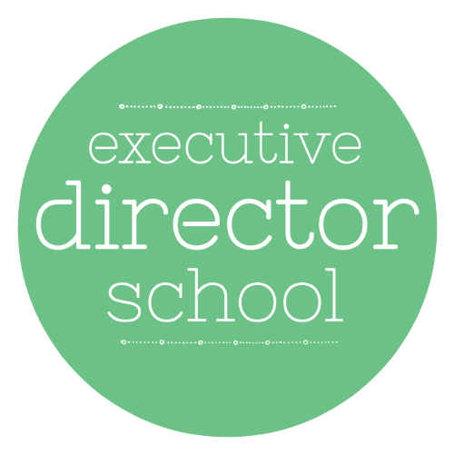 Executive Director School - In 2016, I promoted a program to train nonprofit Executive Directors and aspiring Executive Directors in all aspects of nonprofit management.The Square Flyer was printed with a single back with one message and QR codes along with several front styles. It was distributed to attendees at the Young Nonprofit Professionals Network Conference in their swag bags.