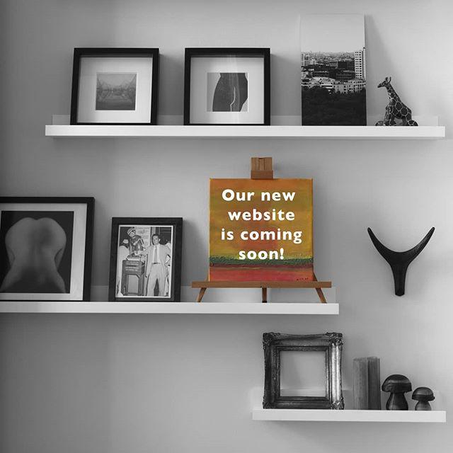 Our new website is coming soon! #londoninteriordesigner #swissinteriordesigner #newwebsite #interiordesign #artconsultancy #studiofetscher