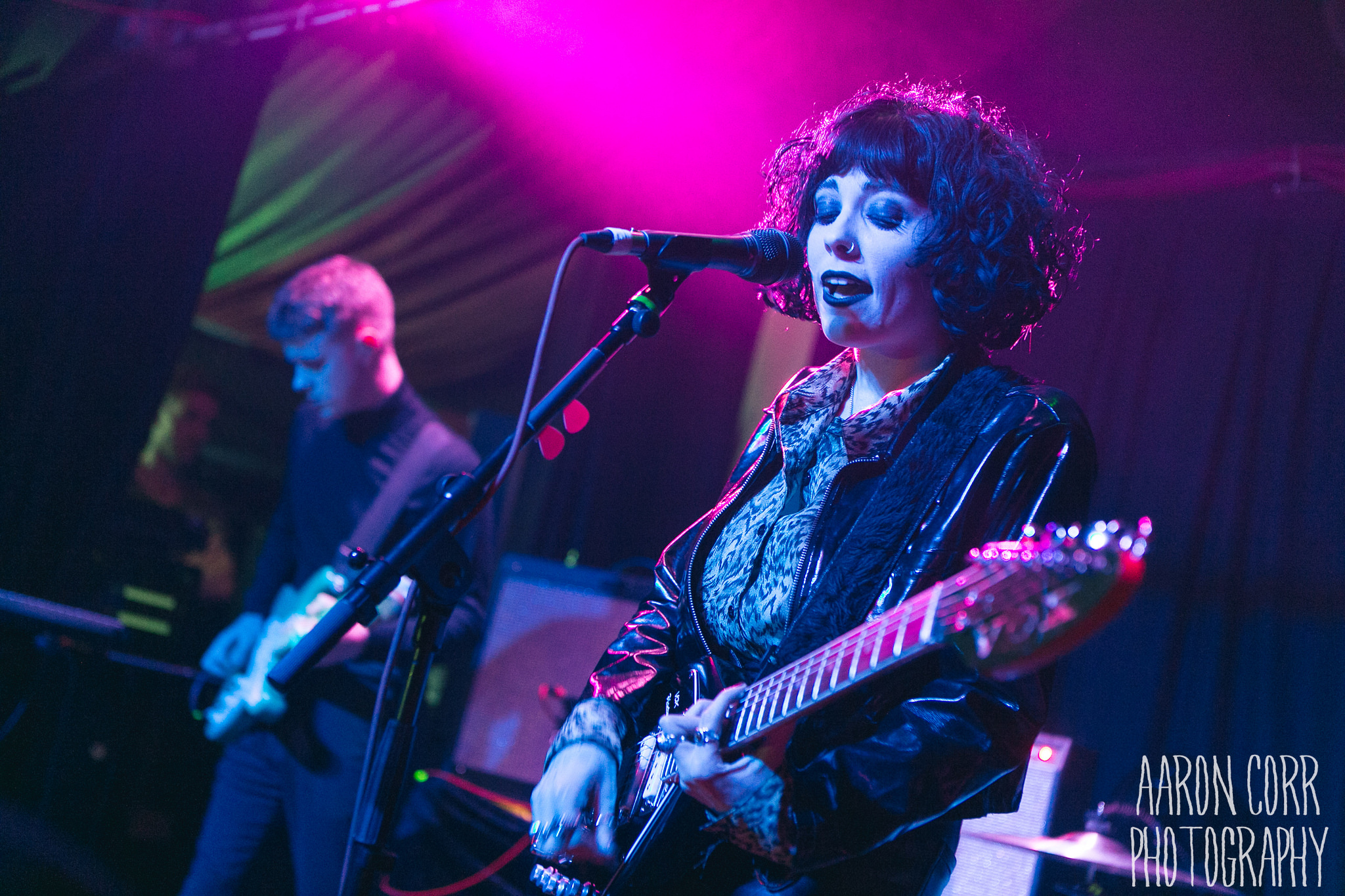 Pale Waves in The Grand Social.