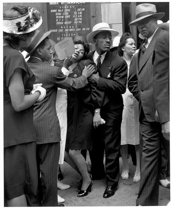 Wayne Miller, Chicago, 1947