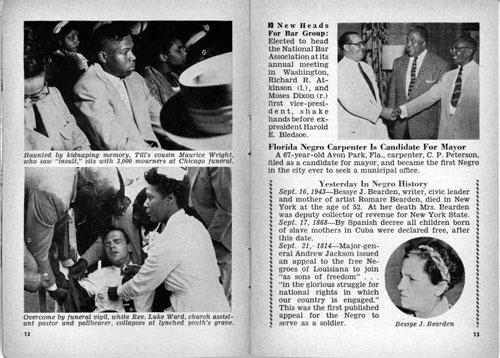 September Issue of Jet Magazine (1955)