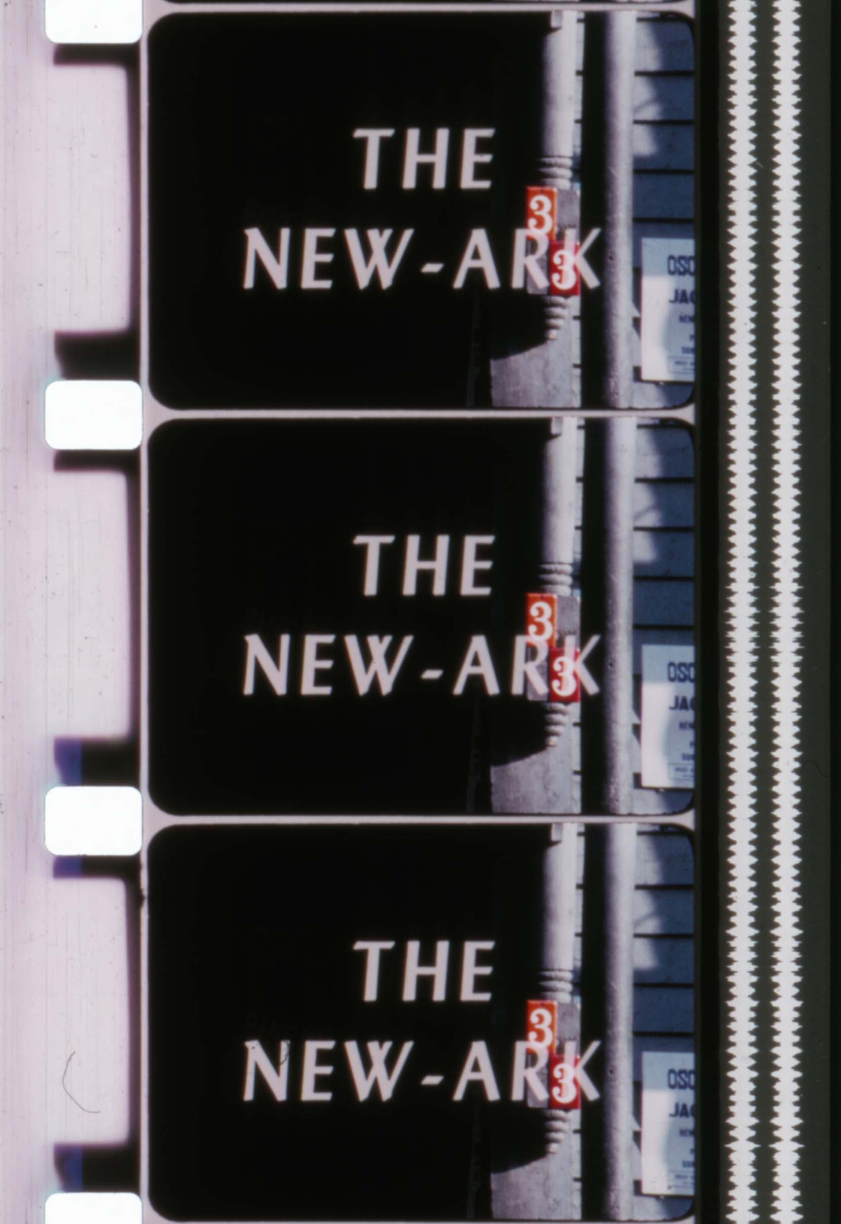 Negative from The New-Ark