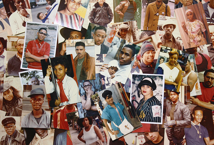 Photographs by  Jamel Shabazz