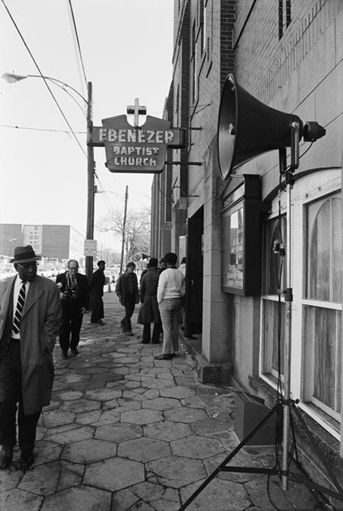 Ebenezer Baptist Church,  Atlanta History Center  (1975)