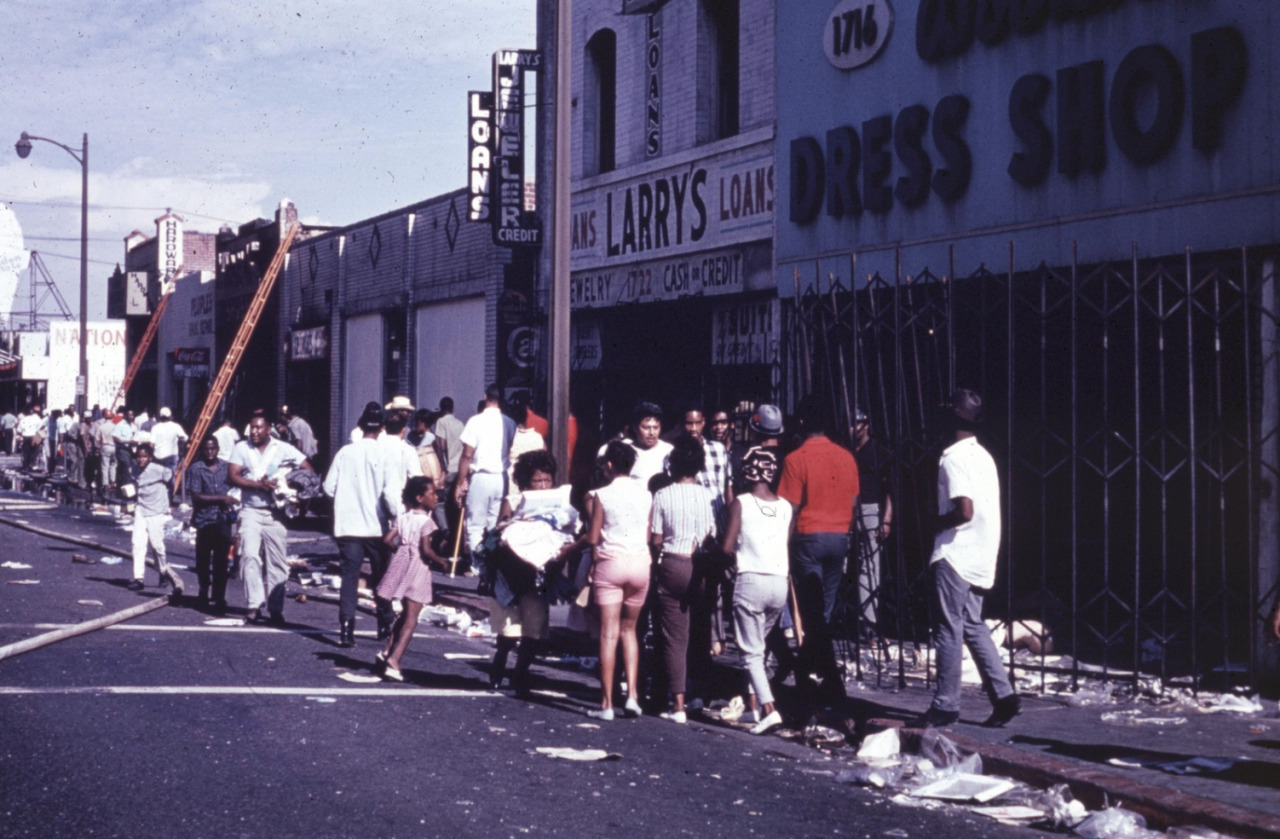 Photography via Los Angeles Fire Department Historical Society (1965)