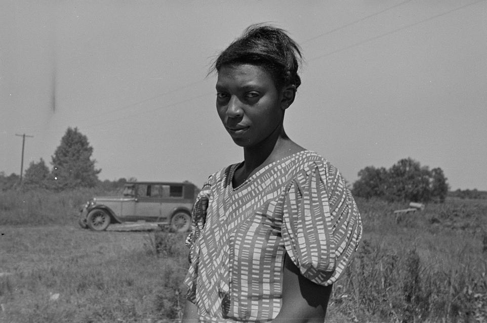 Photograph by Arthur Rothstein (1935)