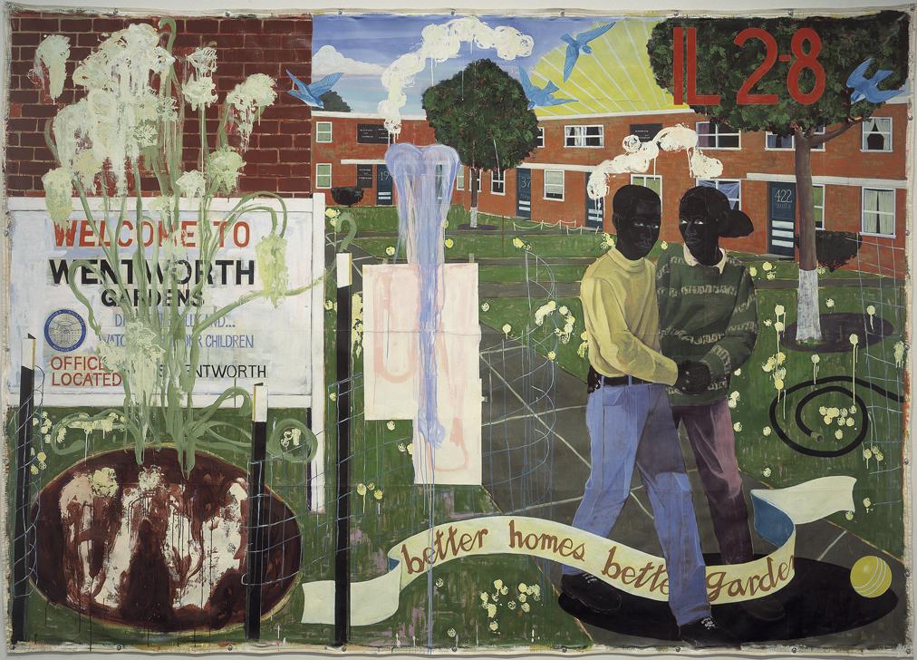 Better Homes, Better Gardens 8.3ft x 11.8ft (1994)