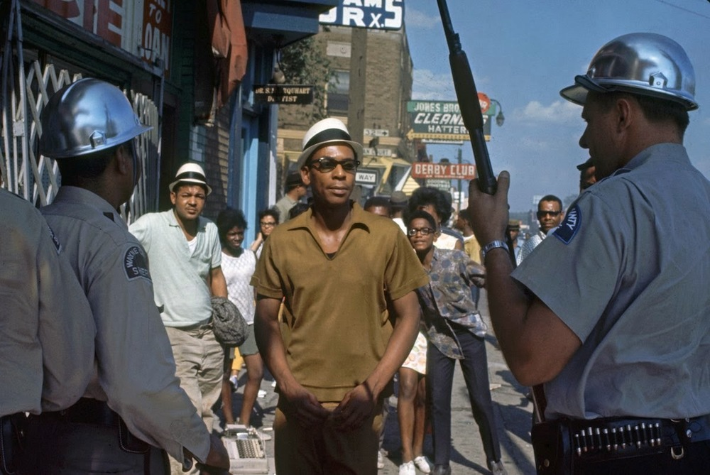 Newark & Detroit: 1967. LIFE Picture Collection/Getty
