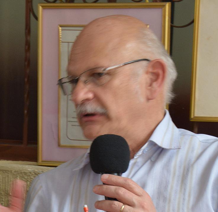 Francisco Rossi Buenaventura, Director de la Fundación IFARMA