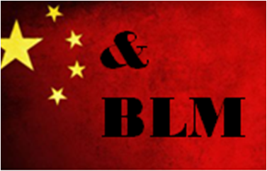BLM +中国 - 这说明了一切。 //nypost.com/2020/09/17/blm-co-founder-teams-up-with-chinese-advocacy-group/See the warning from 1985! //www.targetliberty.com/2020/09/this-is-what-is-going-on-in-america-now.html