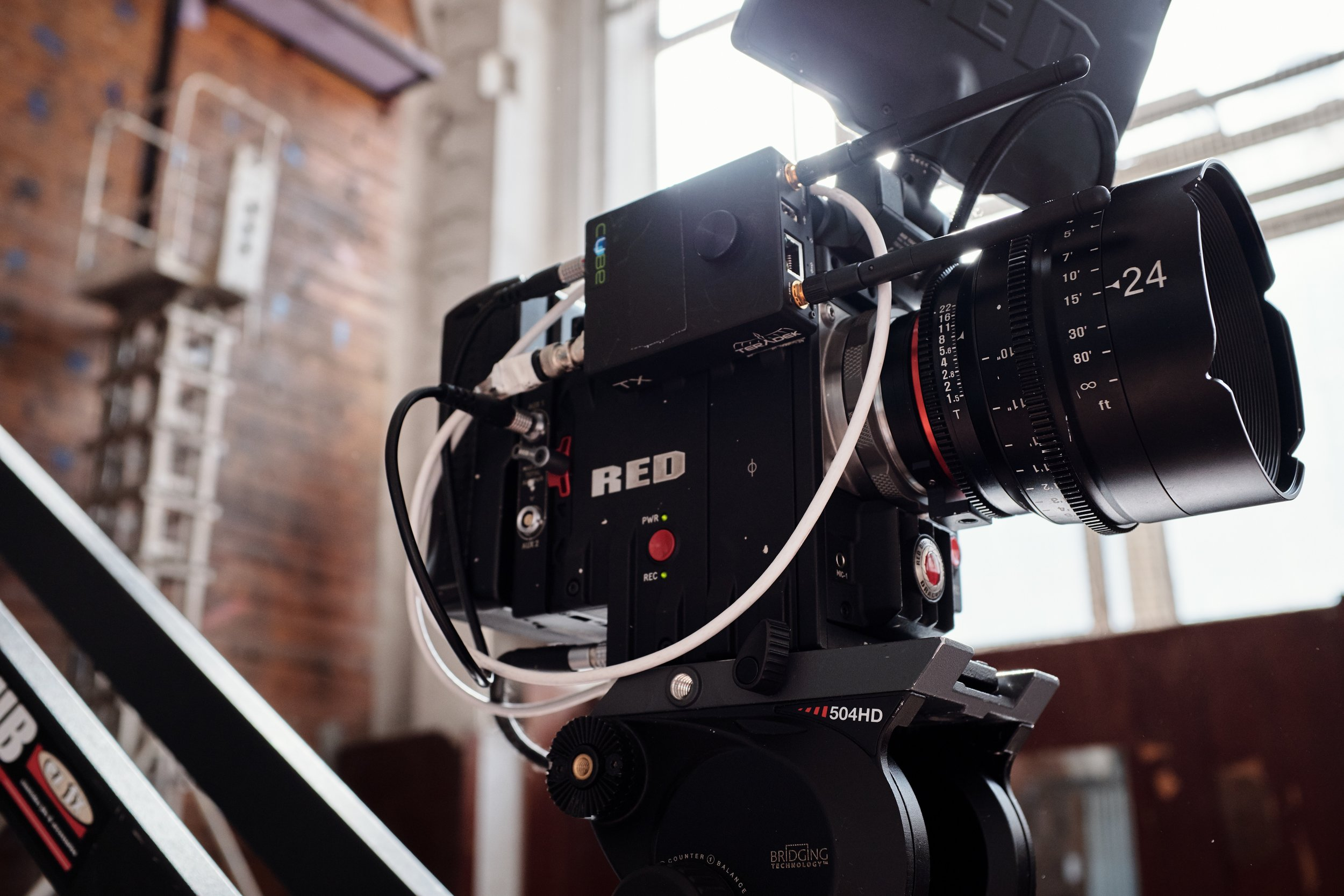 VIDEOGRAPHY - We offer a wide range of videography services including, directing, editing, coloring and much more! Wether you need a promotional video advertisement for your business or a wedding video we can get it done.