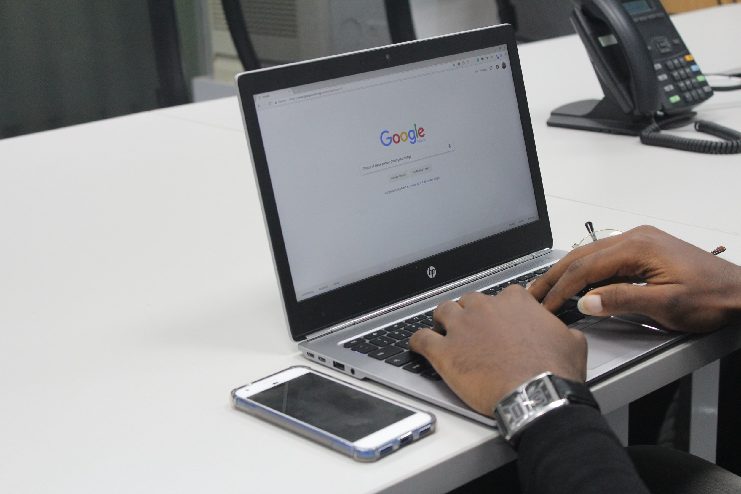 SEARCH ENGINE OPTIMiZATION - Search engines want to find you, but this can be pretty difficult without a solid backend foundation, we can help you get to the top spots of the search engines resulting in more website traffic, sales and exposure for your brand or store.