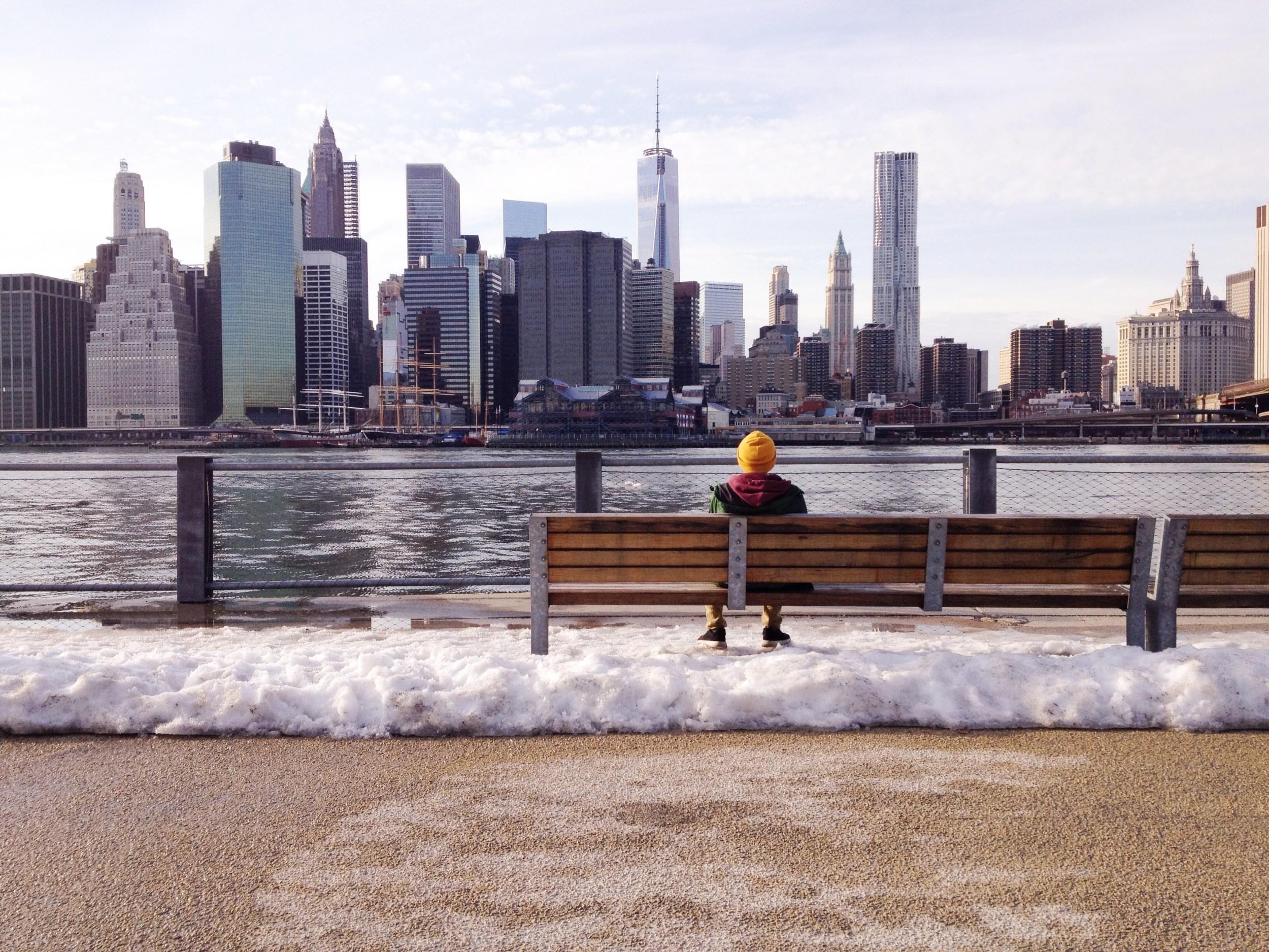 Vista de Manhattan
