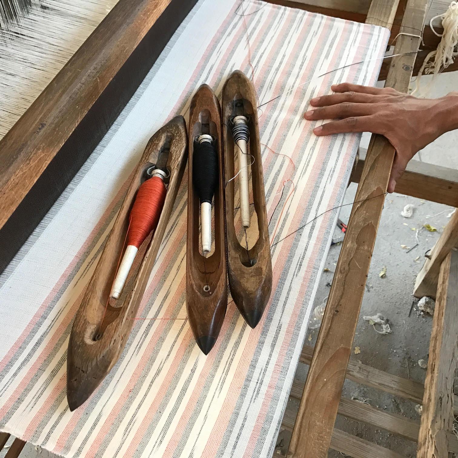 Mendez Taller_August on loom_photo.jpg
