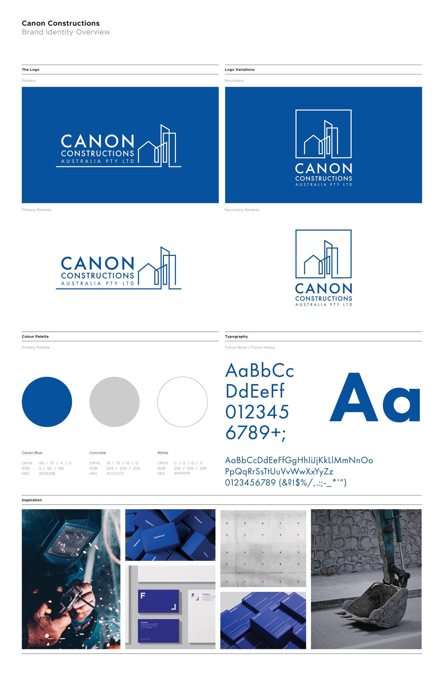 Canon Construction