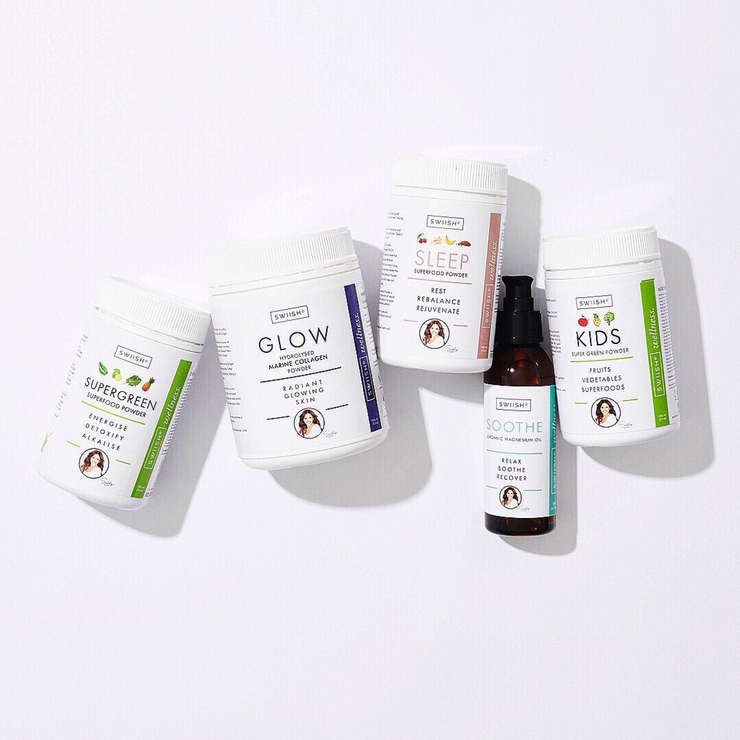 Swiish Sally Obermeder Packaging Design