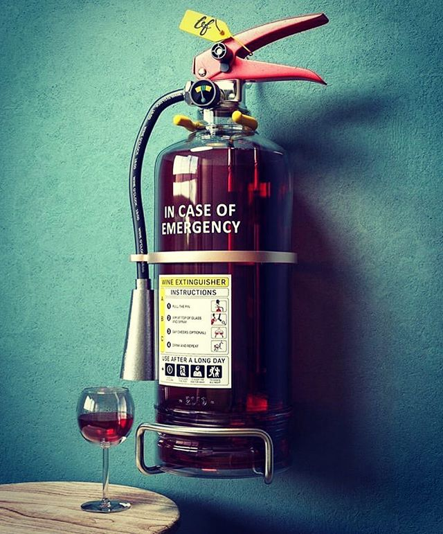 ❤️ #vino #wine #winehumor #emergency #redredwine #winefindr #wineoclock #wineo #winelover #wineglass #wines #🍷