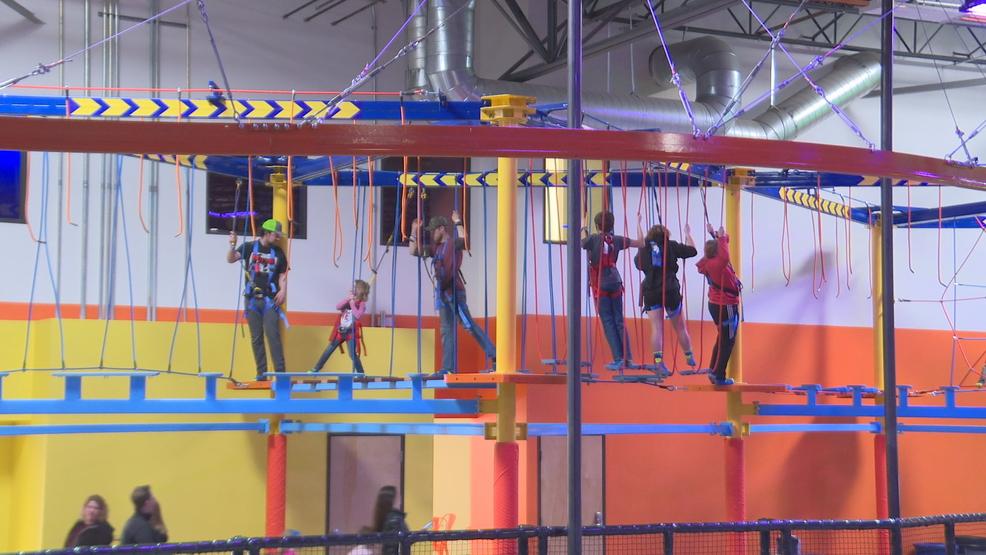 Urban Air High Ropes Course