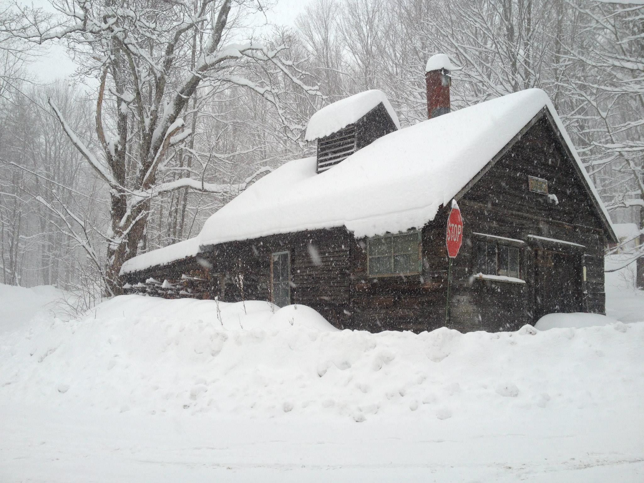The Sugar Shack on West Hill