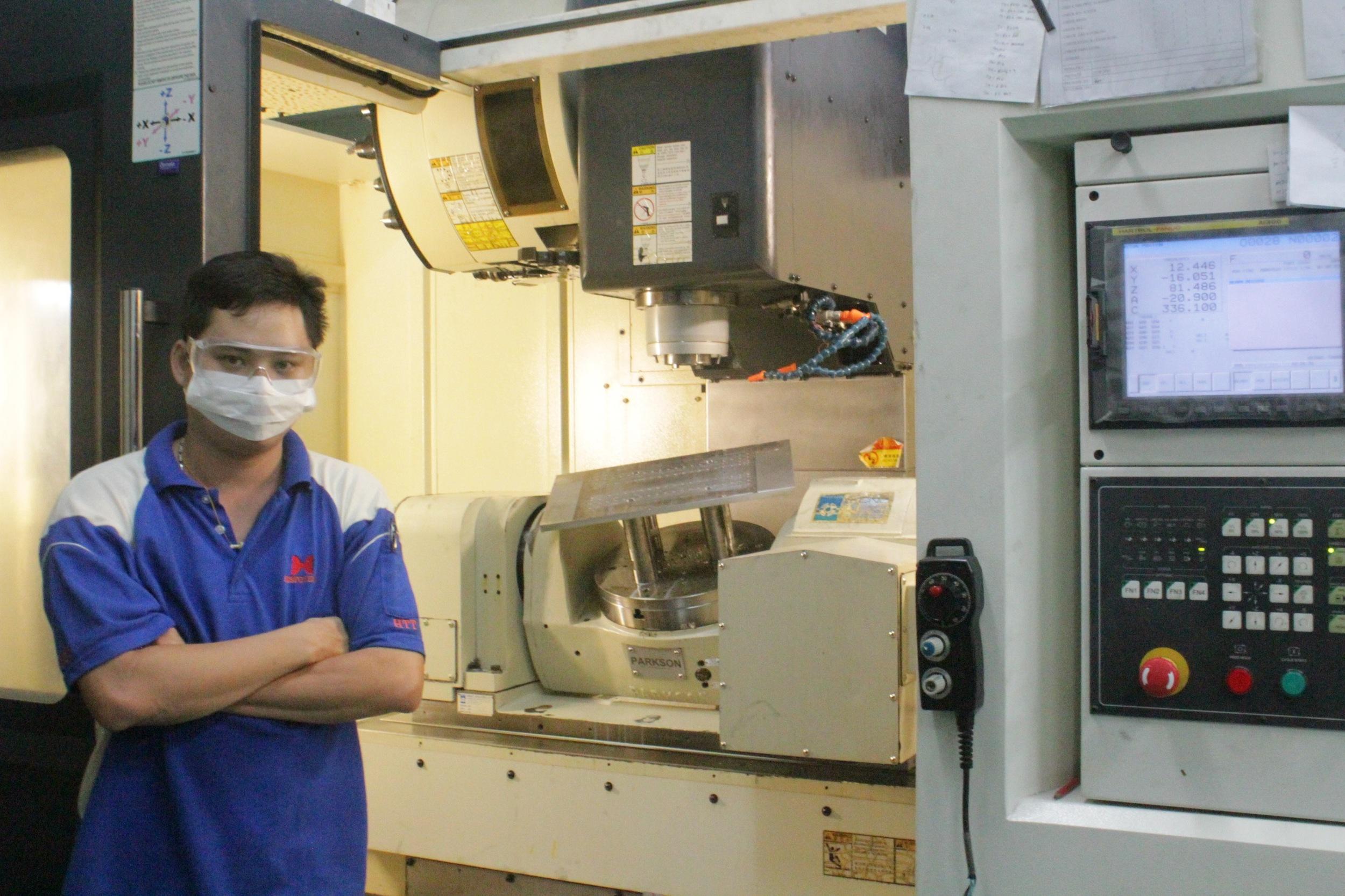 CNC Supervisor