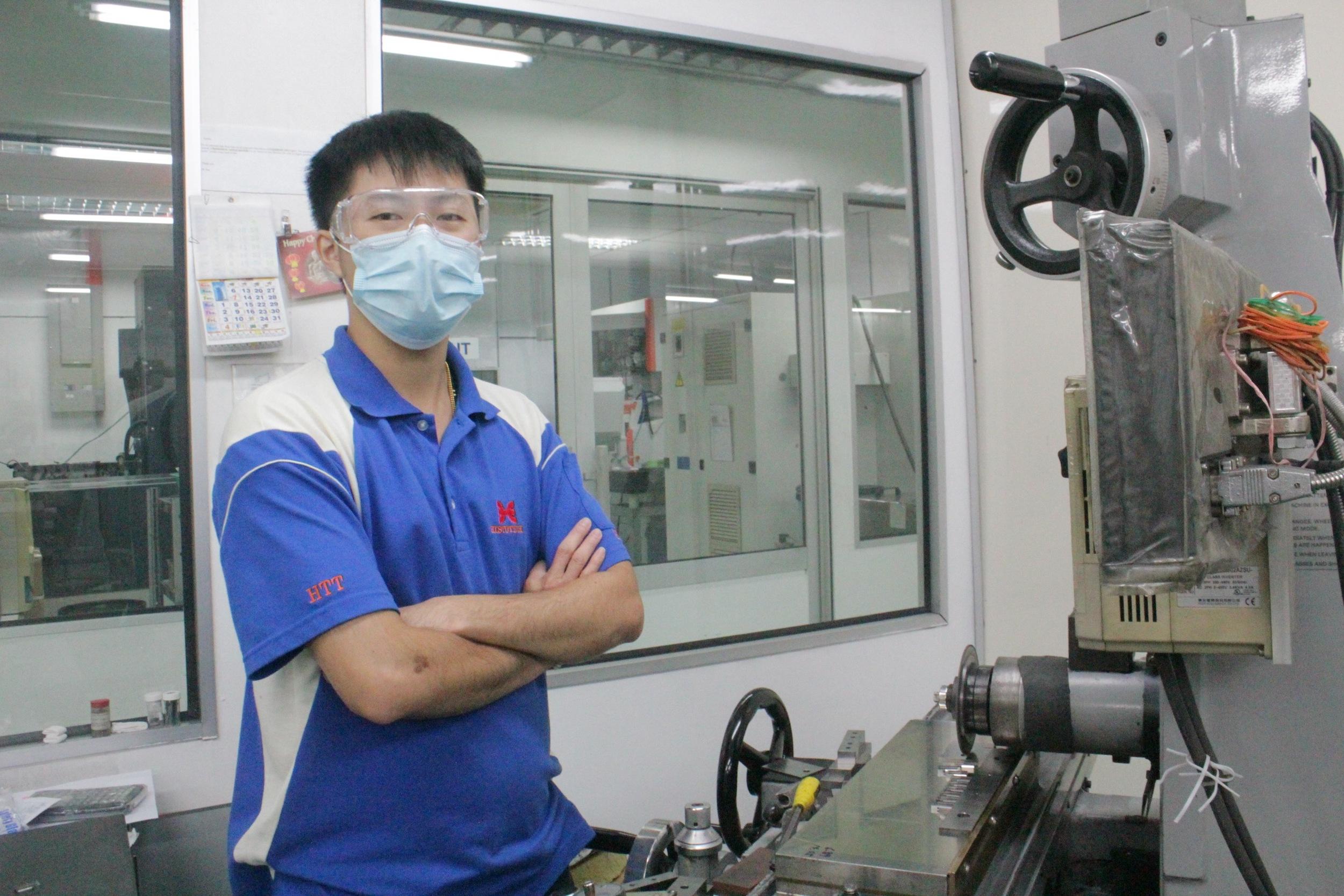 Carbide Grinding Subject Expert