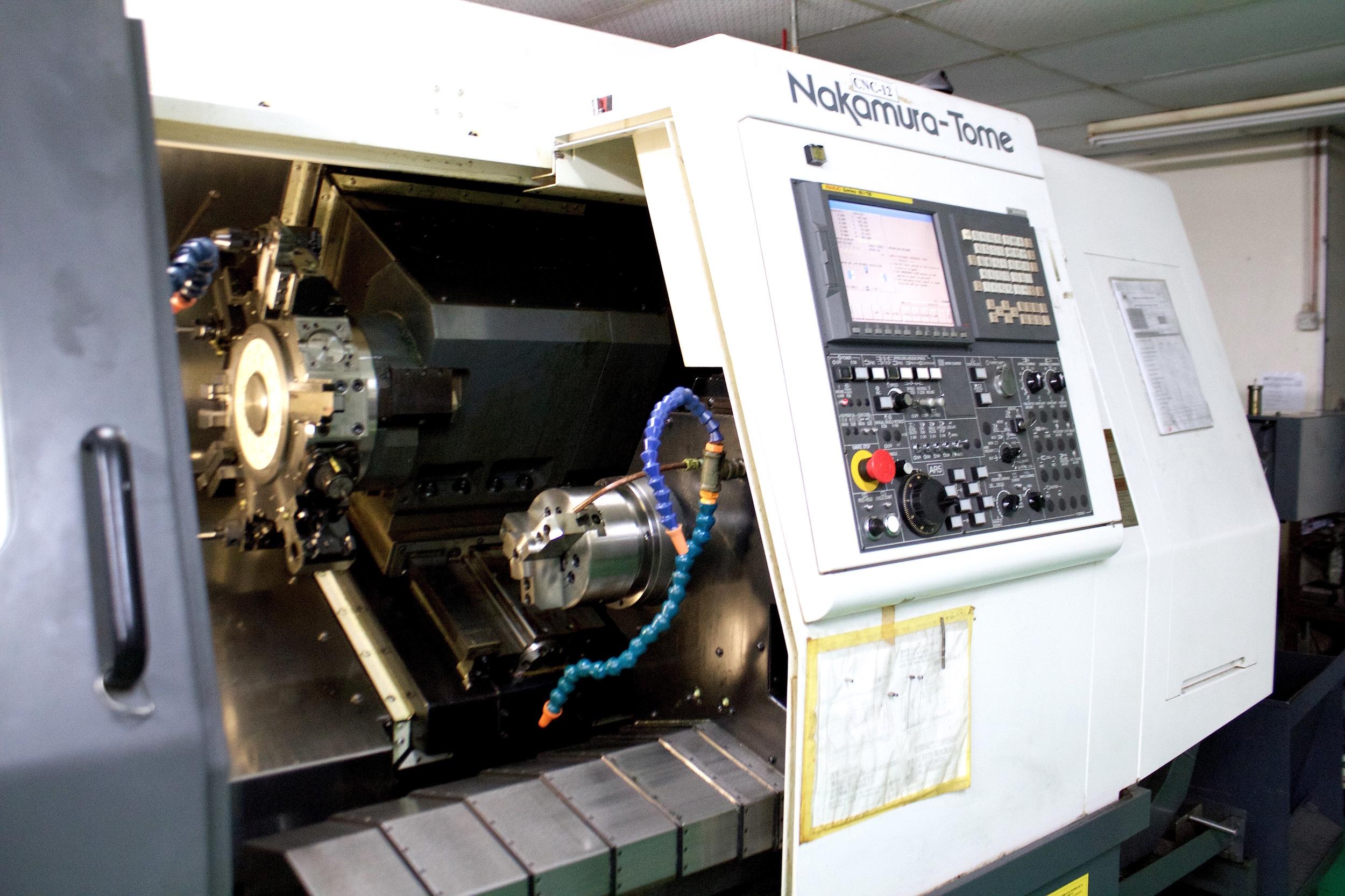 CNC Turn & Mill
