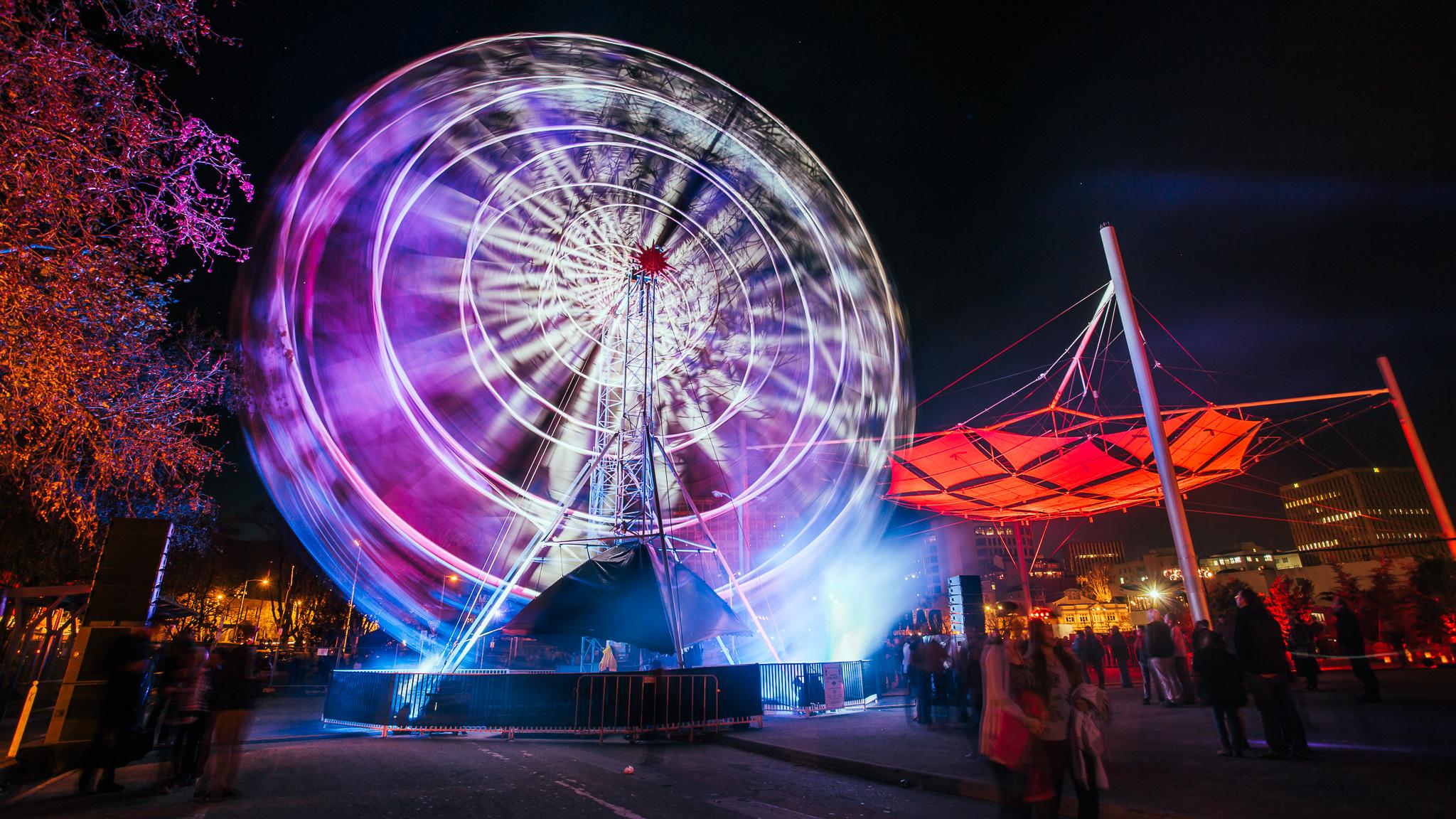 Ferris Wheel of Death