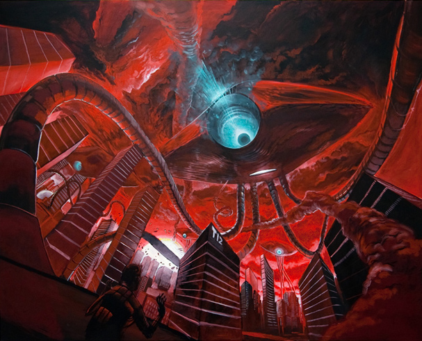 The Invasion of Territory Twelve