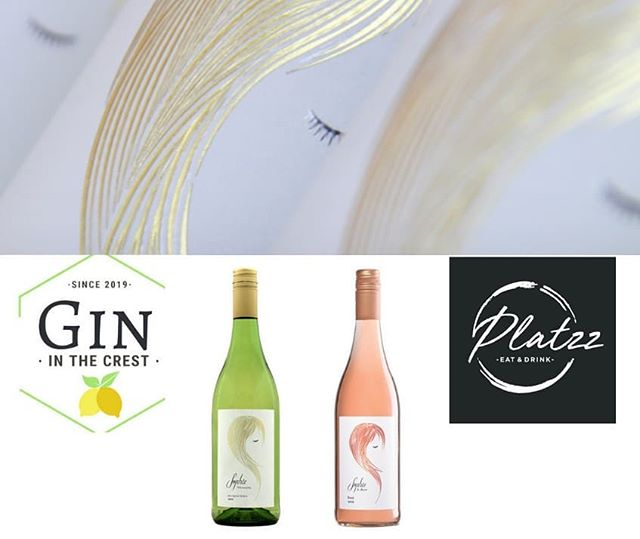 #SophieSays enjoy a glass of Sophie Sauvignon Blanc or Rosé @platzzeat this weekend during #GinInTheCrest - they're on special so you can induldge #GuiltFree