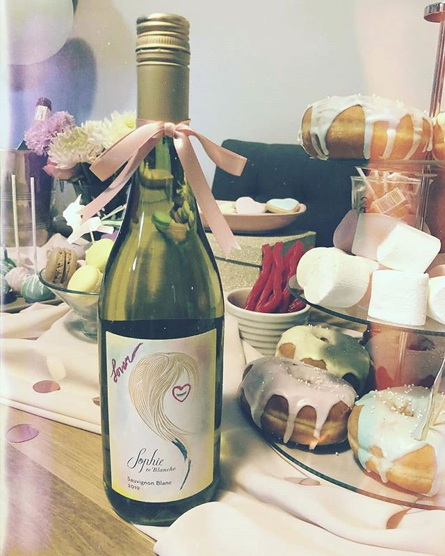 #SophieSays get creative ❤ #Repost @fantomdan(@repost_via_instant)Two of my favourite things, namely, wine and @taylorswift. I edited the label to look like the album cover of Lover 💘  #SophieWines #swiftie #swifties #wine #Lover #winelover #lightleaks #lightleak #taylorswift #customart #giftideas #diygifts #pastel #pink #rainbow #winestagram #winelabel
