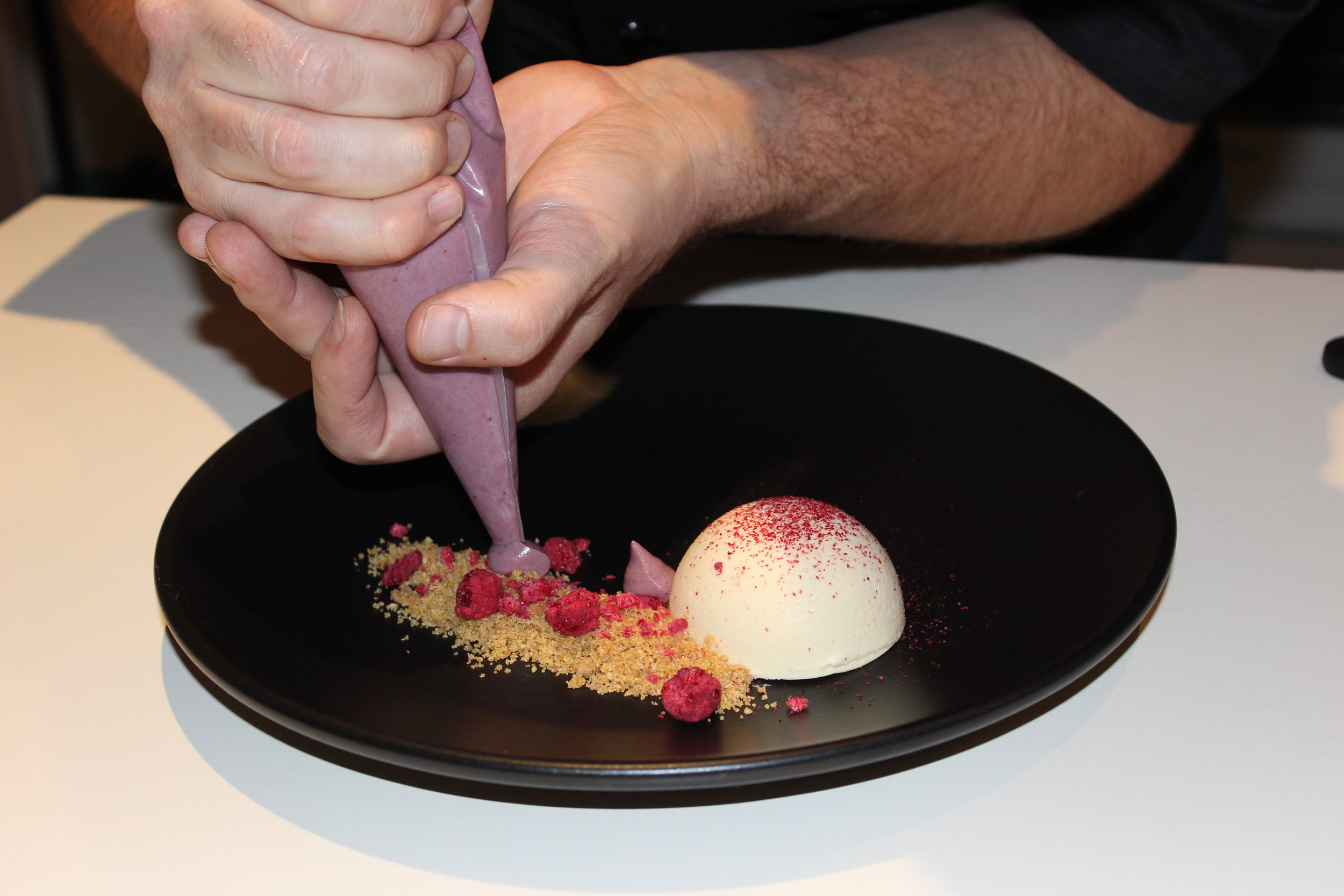 Plating dessert.JPG