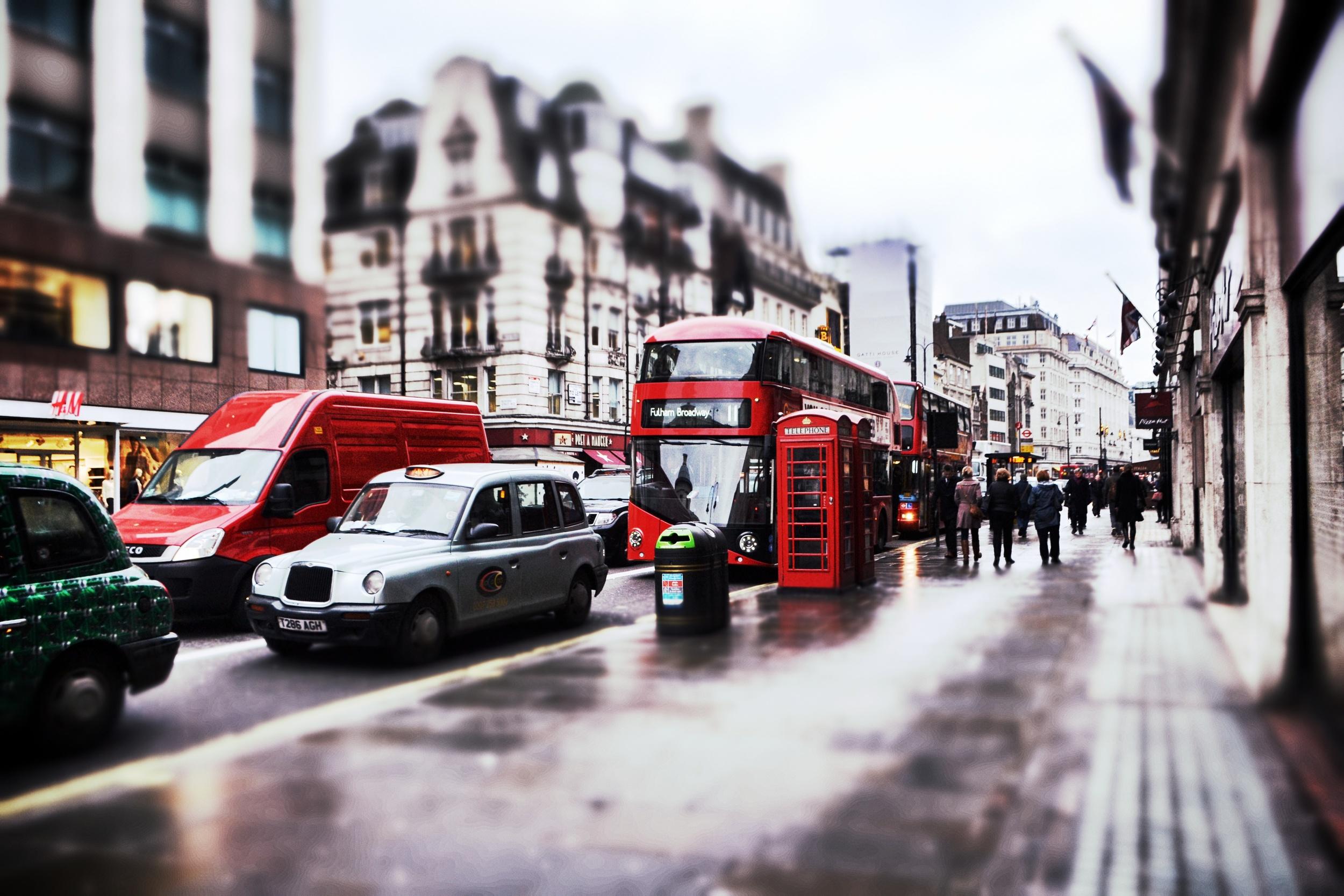 the London three