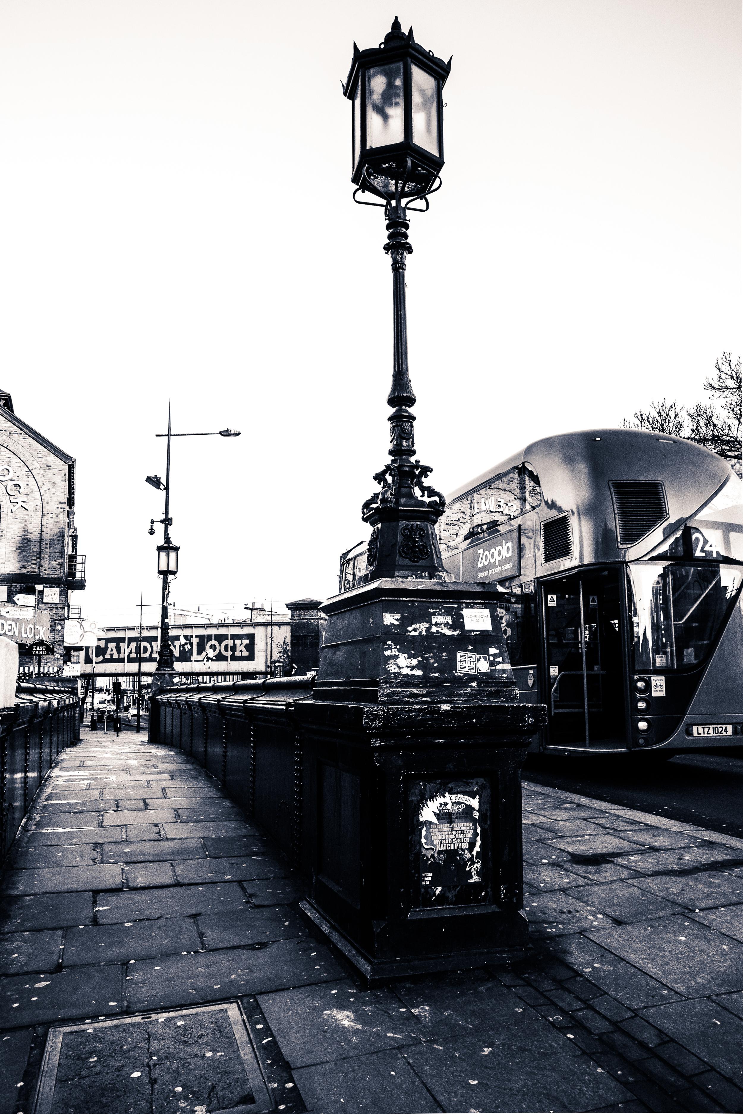 Routemaster via Camden