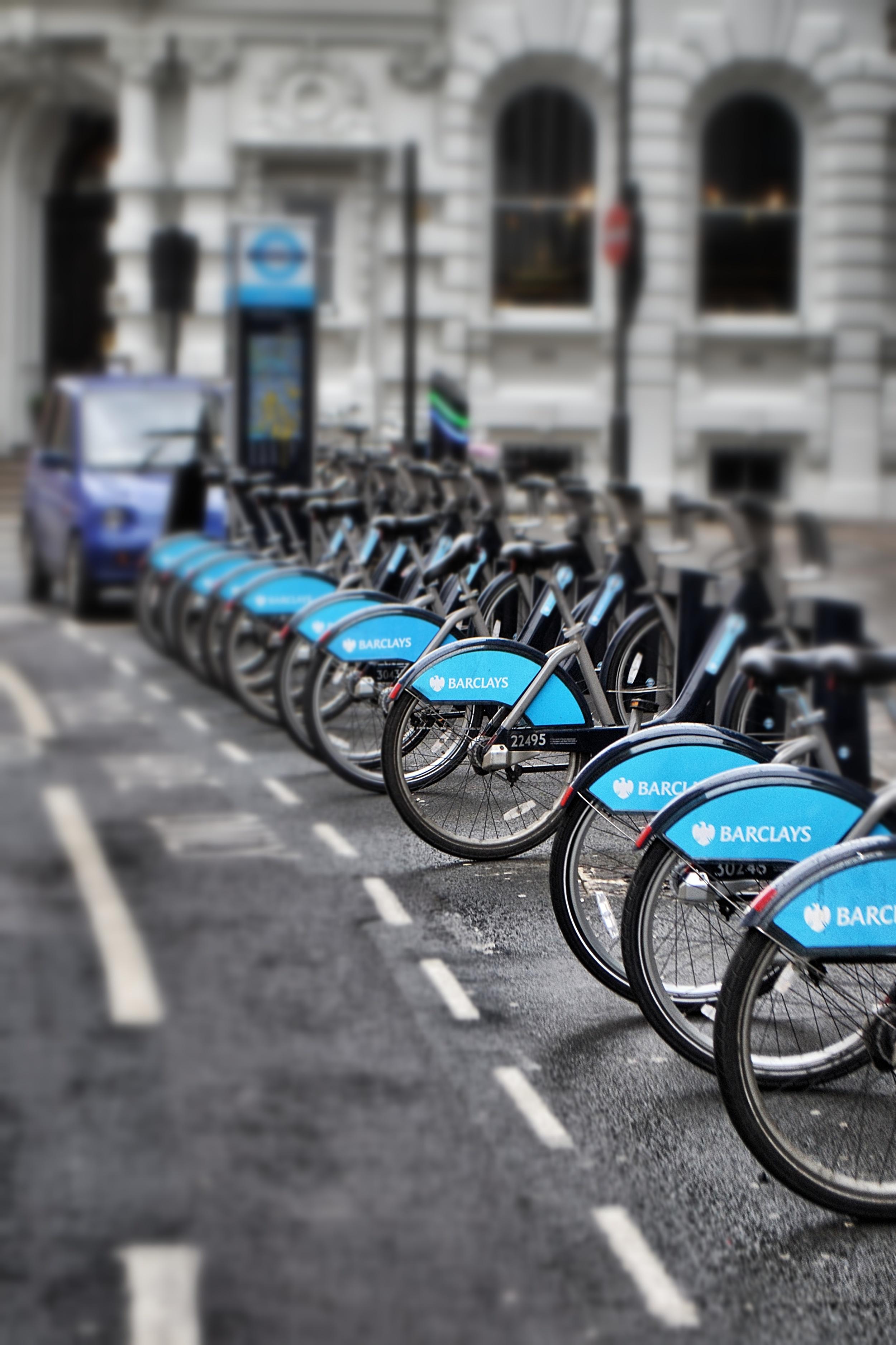 Boris' blue armada
