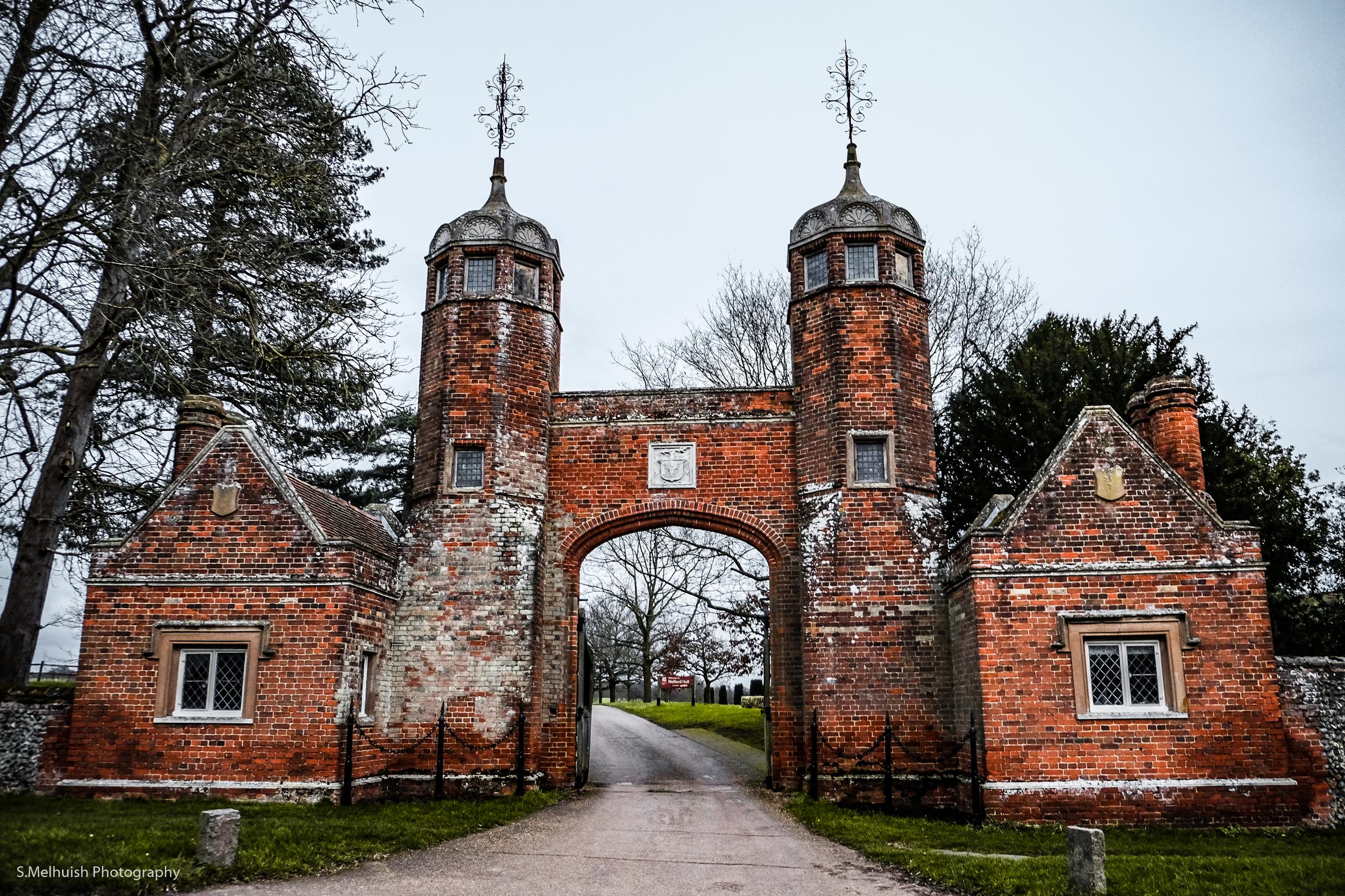 Melford Hall, Long Melford -Suffolk