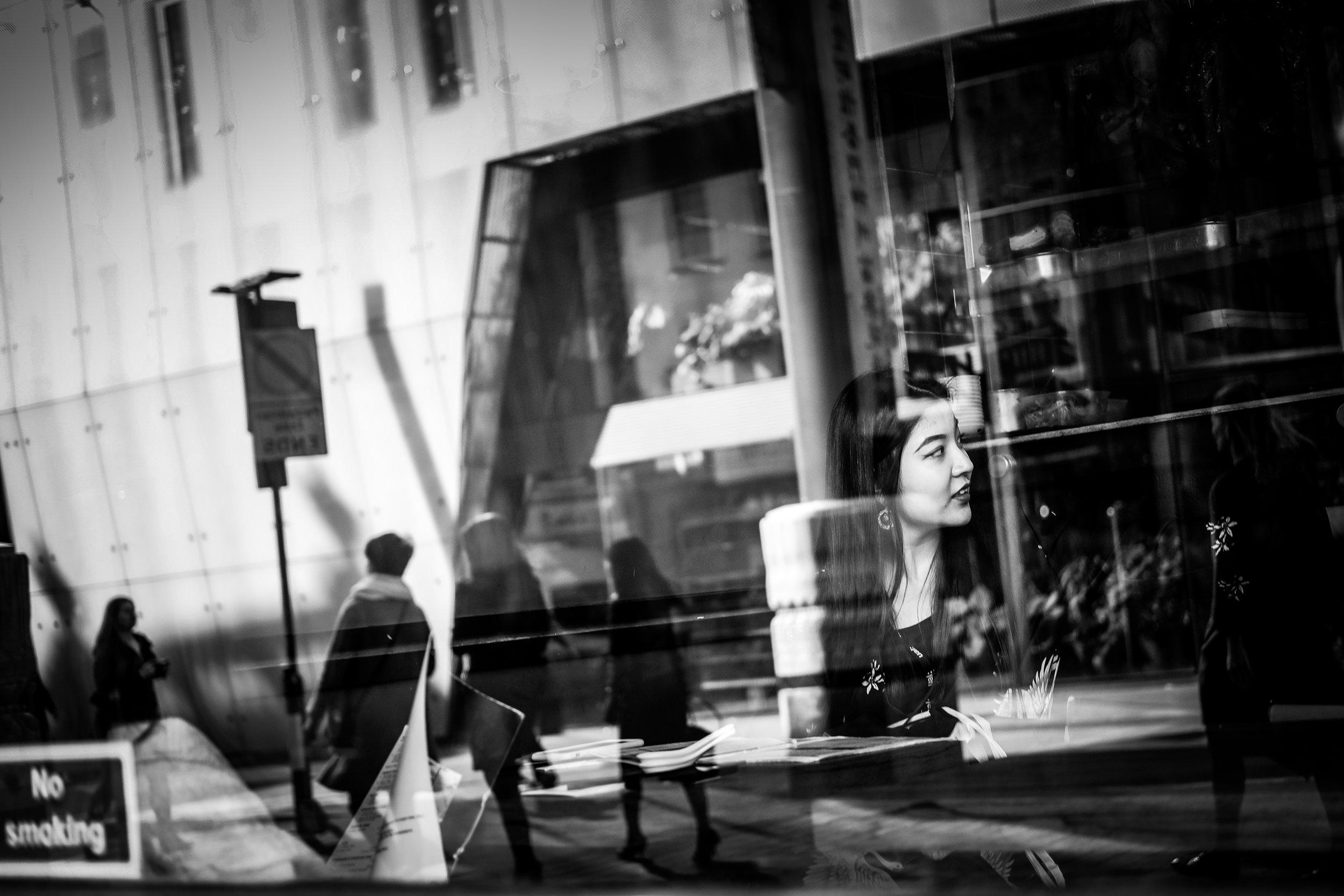 Misato on Wardour Street