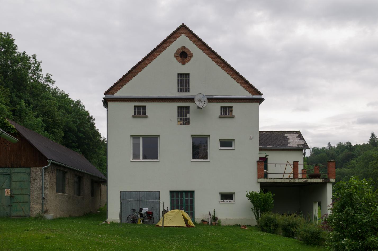 Country house near Gobelin, June 9th