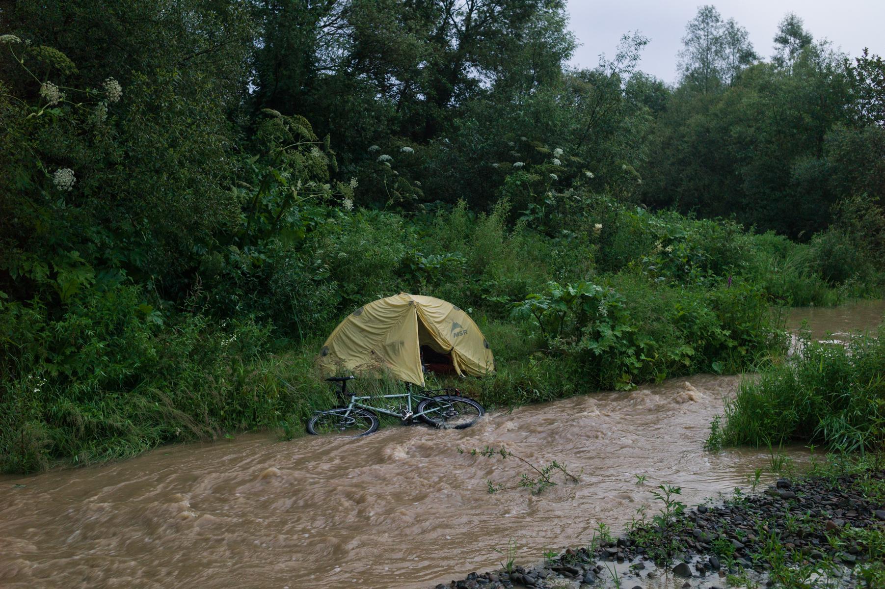 Close to Poroshkovo, June 26th