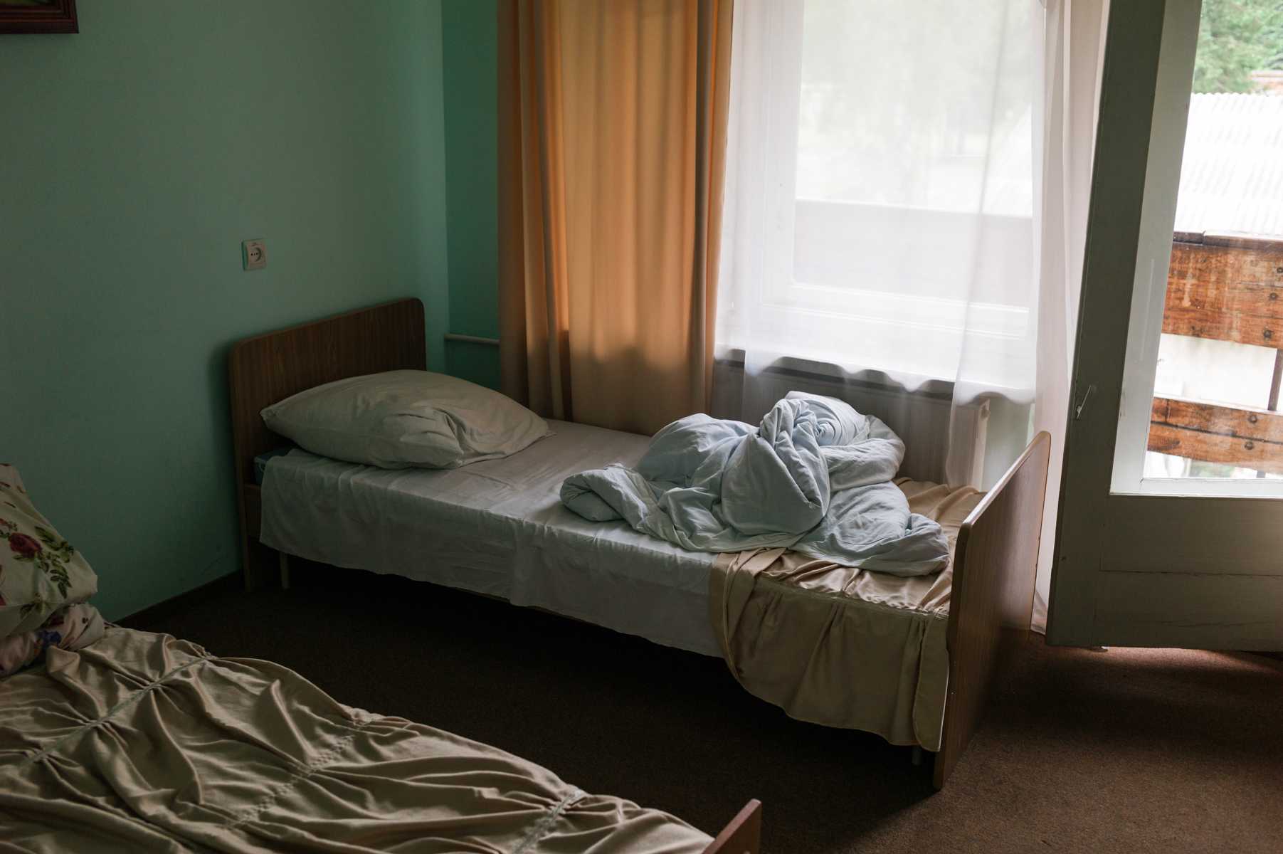 Hotel in Synevyrs'ka Polyana, June 28