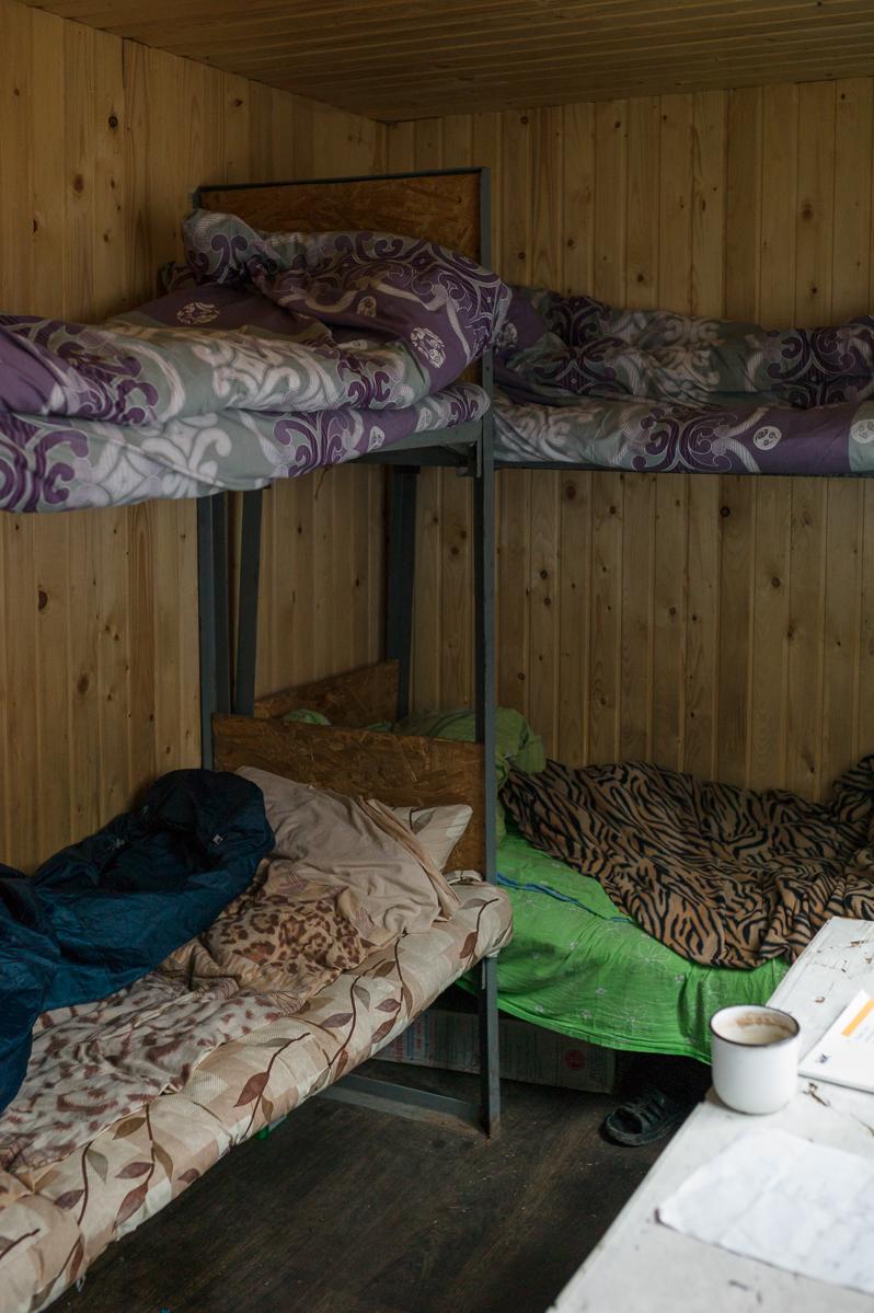 V asyl's Container in Dobrotiv, July 3