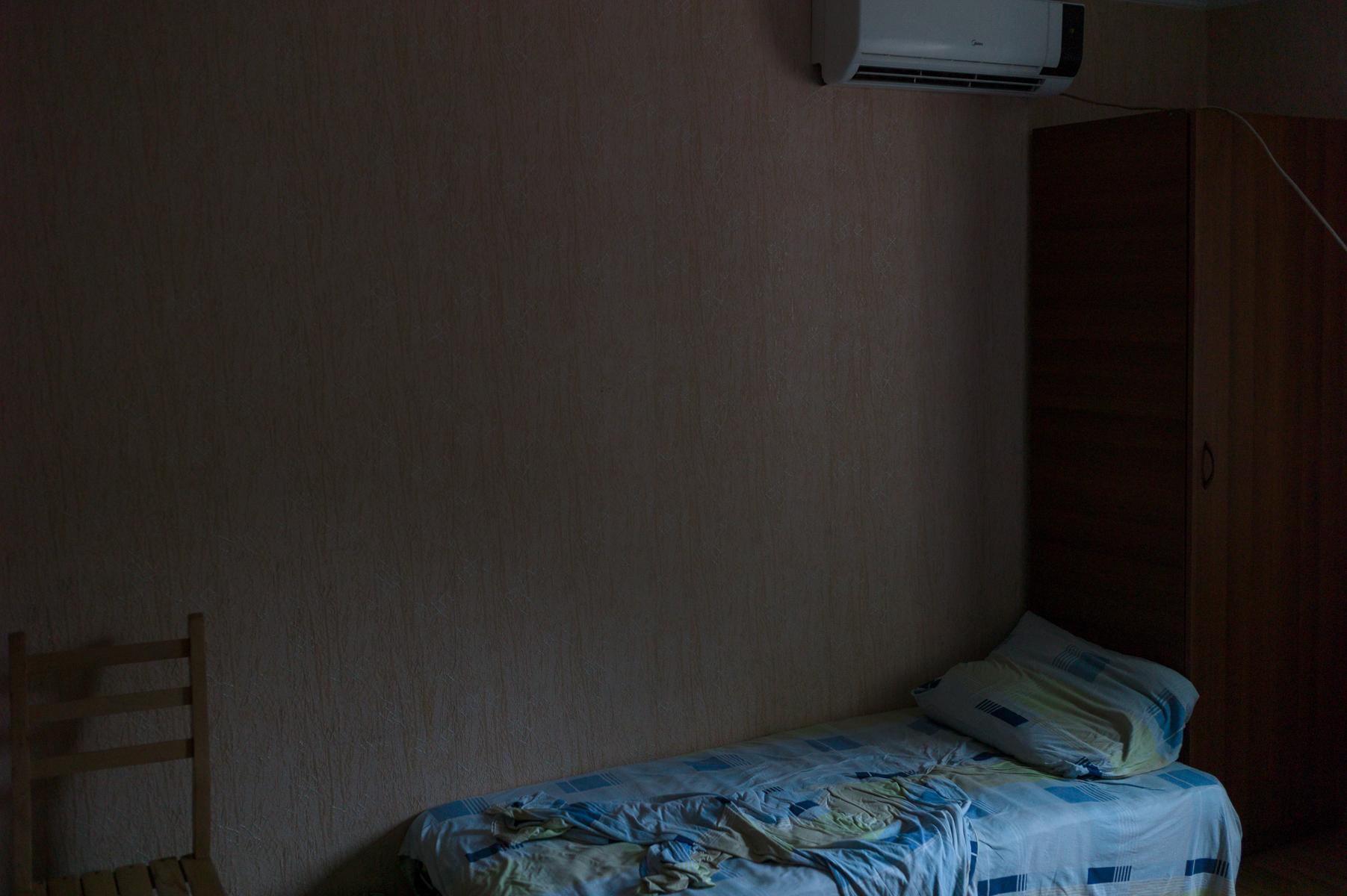 Hotel in Chiatura, July 8 - 10