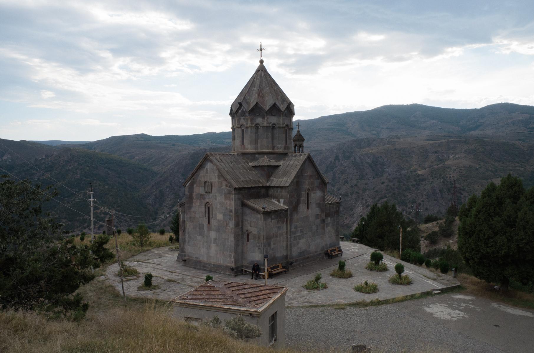 Kirche von Berdzor