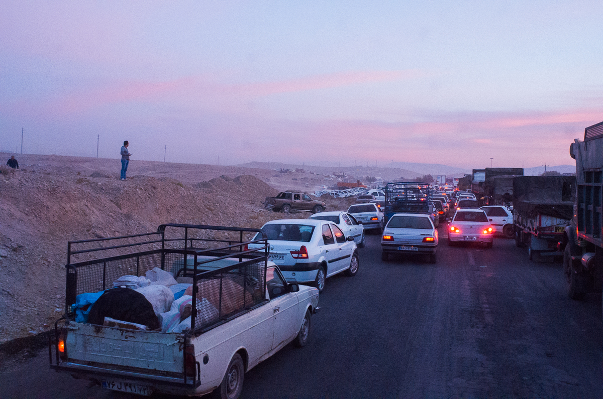 Cyrus Day, Pasargad