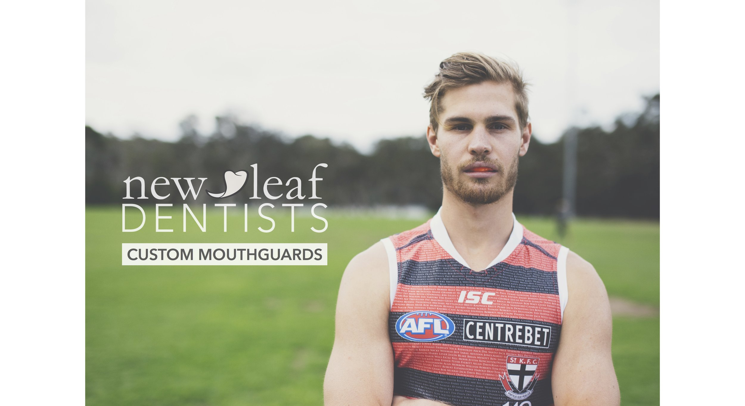 $150* Customised sports mouthguards for adults