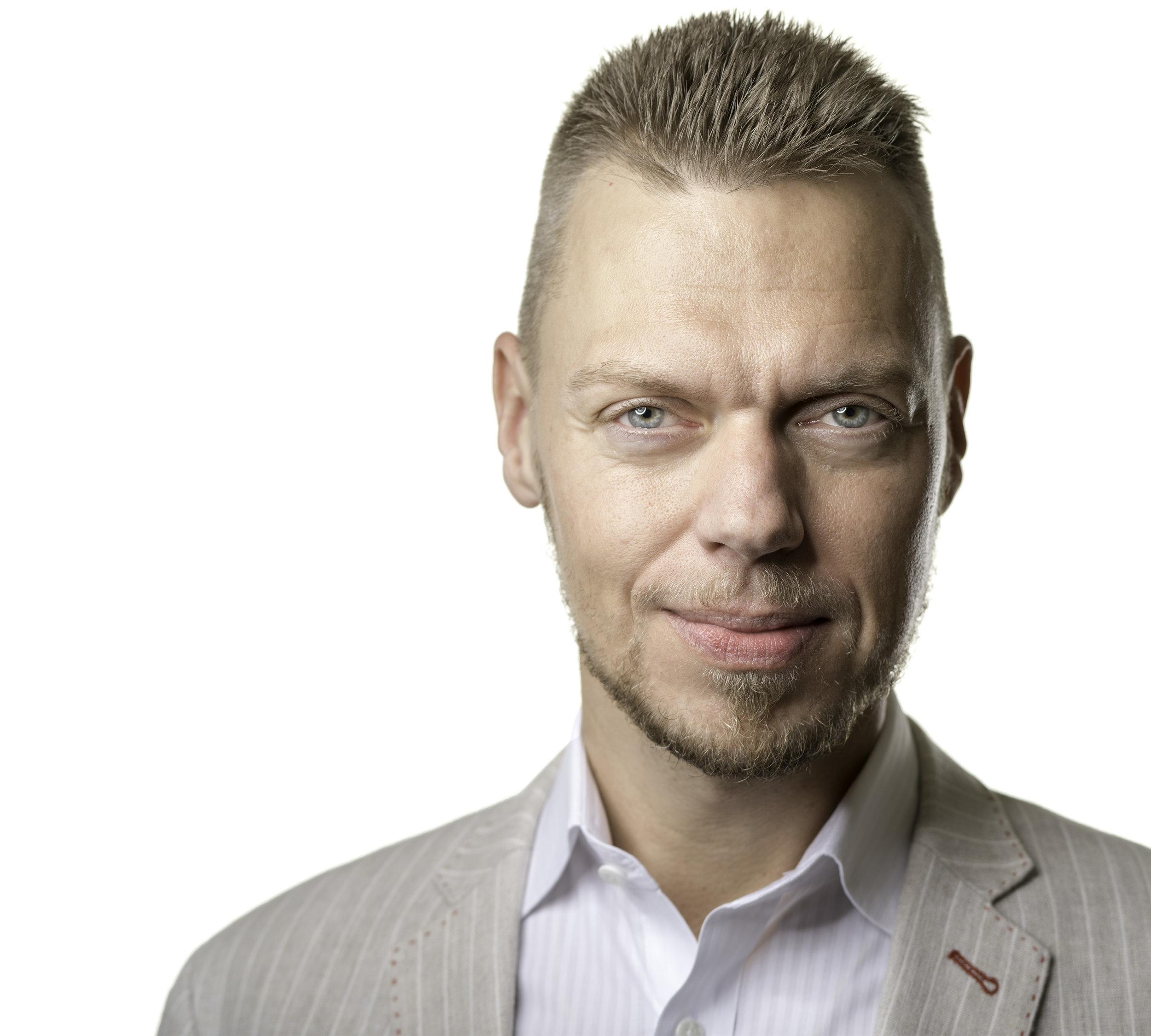 Frederik Bisbjerg; high resolution suitable for print -  download